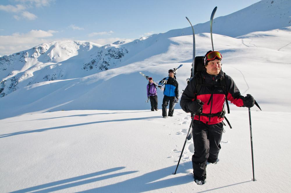 Swedemount alpinkollektion 2012