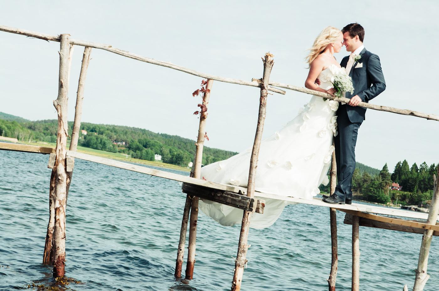 Wedding in Ljungskile