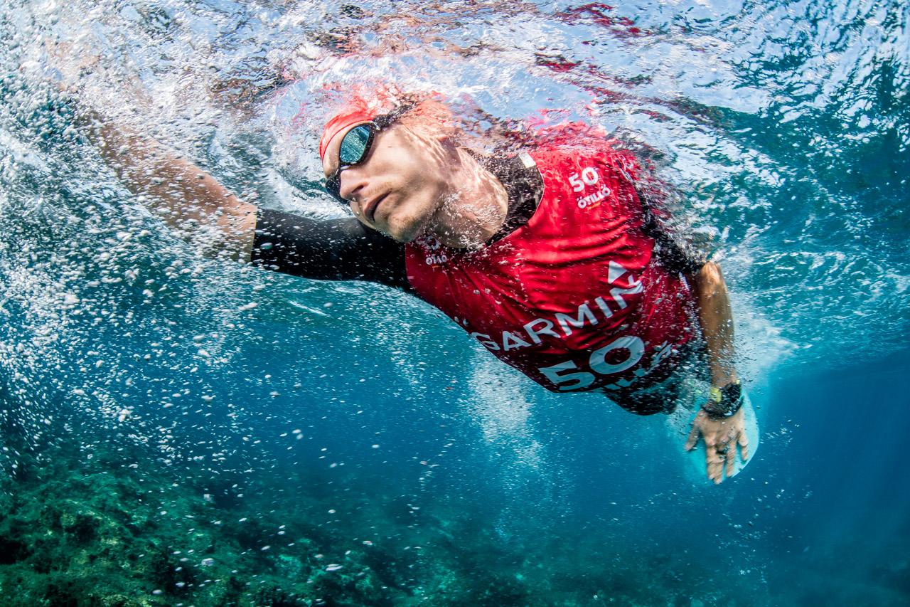 Swimrun OTILLO under vatten