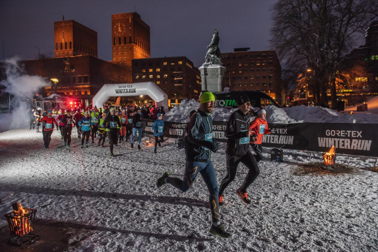 Eventfoto löpning